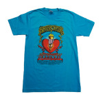 フィルモア オフィシャルTシャツ Big Brother and the Holding Company Men's Retro T-Shirt(14B-1-RH-0028)