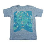 フィルモア オフィシャルTシャツ The Paul Butterfield Blues Band Men's Retro T-Shirt(14B-1-RH-00290)
