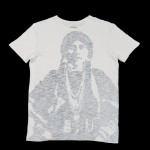 Native American T-Shirt Ecru Cat Stevens
