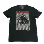 BEN SHERMAN The Madness collection T-Shirt Black(14B-1-RH-0175)