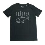 1991 KURT COBAIN FLIPPER T-shirt