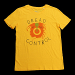 1979 JOE STRUMMER DREAD AT THE CONTROL T-shirt(16B-1-RH-0869)