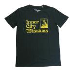 1990 KURT COBAIN INNER CITY MISSIONS T-shirt