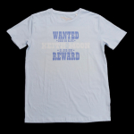 1977 KEITH MOON/WANTED KEITH MOON T-shirt(16B-1-RH-0896)